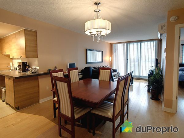 Dining Room - 501-10550 place de l'Acadie, Ahuntsic / Cartierville for sale