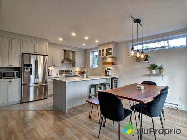 Eat-in Kitchen - 1-274 RUE DU CARDINAL, St-Amable for sale