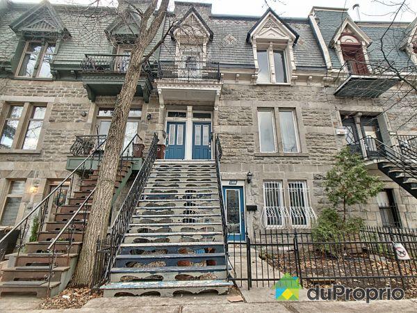 3458 rue Saint-Hubert, Le Plateau-Mont-Royal for sale