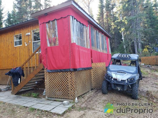 Buildings - x Lac Lortie, La Tuque for sale