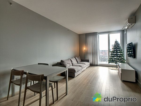 Open Concept - 603-315 rue Richmond, Griffintown for sale