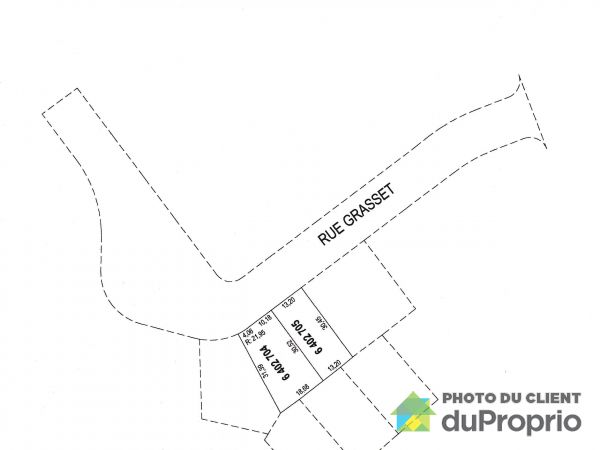 Plan - 2234 rue Grasset, Vimont for sale