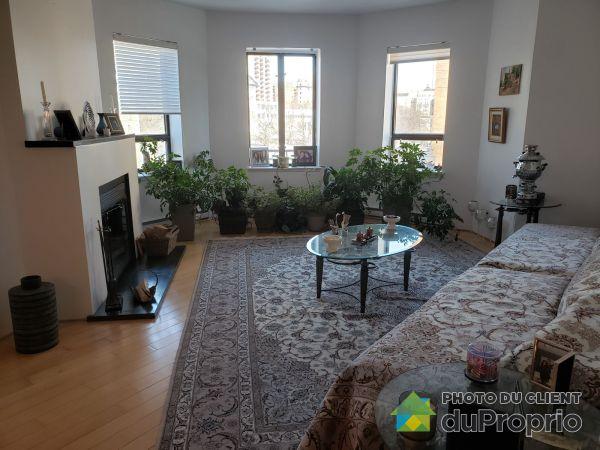 401-2054 rue Sherbrooke, Ville-Marie (Centre-Ville et Vieux Mtl) for sale
