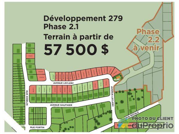 avenue Leclerc - Phase 2, St-Charles-De-Bellechasse for sale