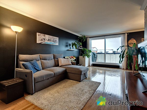 Living Room - 301-1030 rue de l'Oise, Charlesbourg for sale