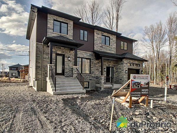 rue Arthur-Villeneuve - Modèle à construire - Par construction Desranleau, Cowansville for sale