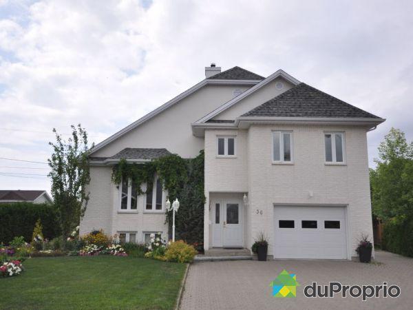 36, rue des Pivoines, Rivière-Du-Loup à vendre