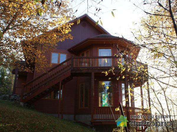Bâtisse - 80, chemin de L'Anse-Creuse, Sacré-Coeur-du-Saguenay à vendre