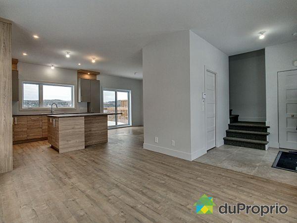 rue Yvon-Bibeau - Place de la Croisée - Par les Constructions Christian Belleau, Sherbrooke (Fleurimont) for sale