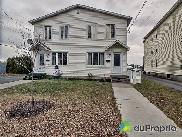 52-54, rue Saint-Henri, Drummondville (Drummondville) for sale