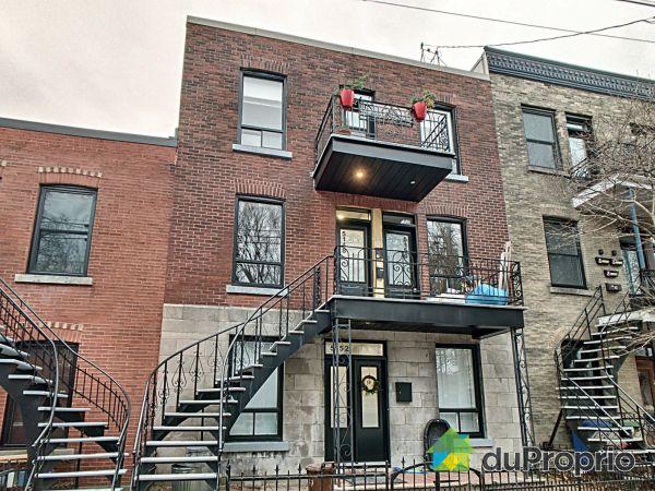 5150 rue Chabot, Le Plateau-Mont-Royal for sale