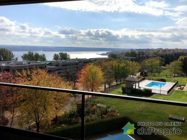 River view (St. Lawrence) - 603-14 rue des Jardins-Merici, Montcalm for sale