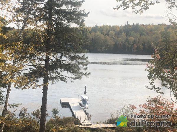Deck - 1680 chemin du Lac-Lanthier Est, Rivière-Rouge for sale