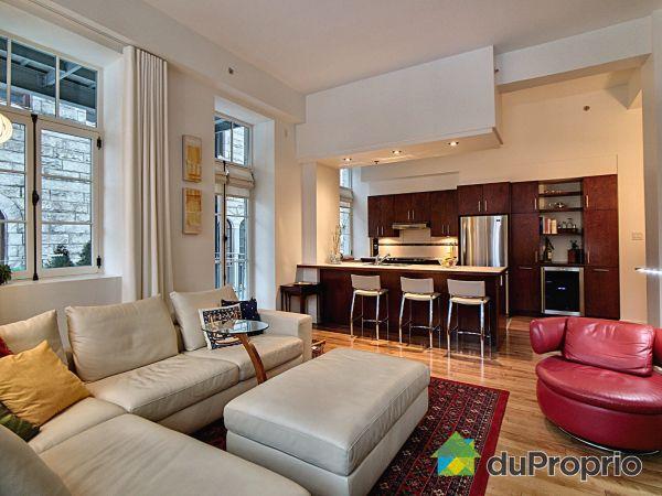 Open Concept - 320-545 rue Jacques-Parizeau, Montcalm for sale