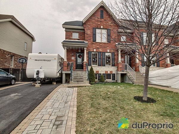 Winter Front - 3413 rue des Fadets, Longueuil (St-Hubert) for sale