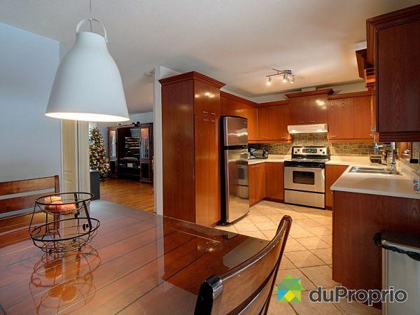 Salle à manger / Cuisine - 3, rue Lucille-Gauthier, Rigaud à vendre