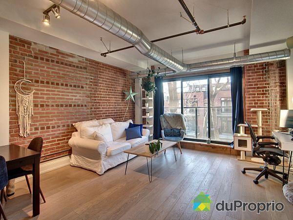 Loft - 302-1830 rue Panet, Ville-Marie (Centre-Ville et Vieux Mtl) for sale
