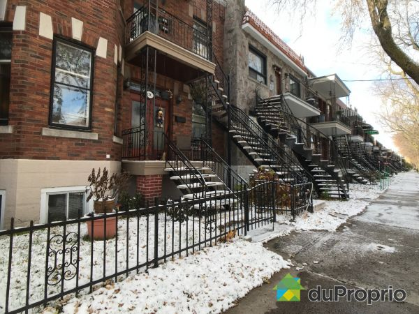 6212 avenue Louis-Hébert, Rosemont / La Petite Patrie for rent
