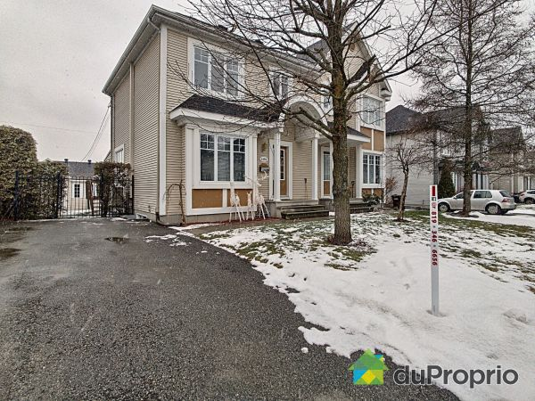 Front Yard - 1494 rue Marini, Sherbrooke (Rock Forest) for sale