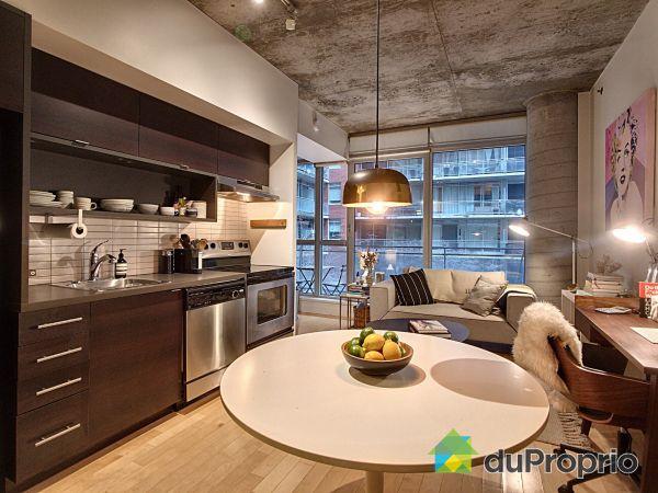Property sold in Ville-Marie (Centre-Ville et Vieux Mtl)