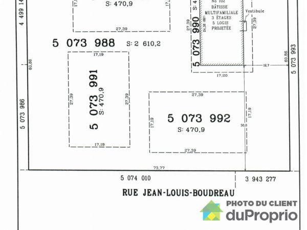 98 rue Jean-Louis-Boudreau, Granby for sale