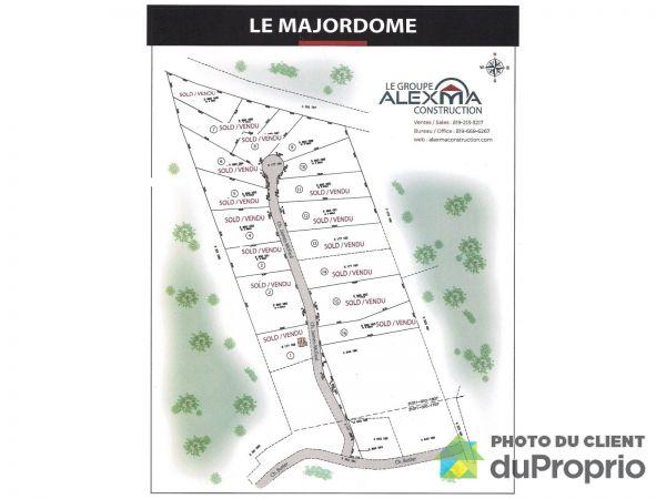 Projet domiciliaire Le Majordome - Chemin James-McFaul, L'Ange-Gardien-Outaouais à vendre
