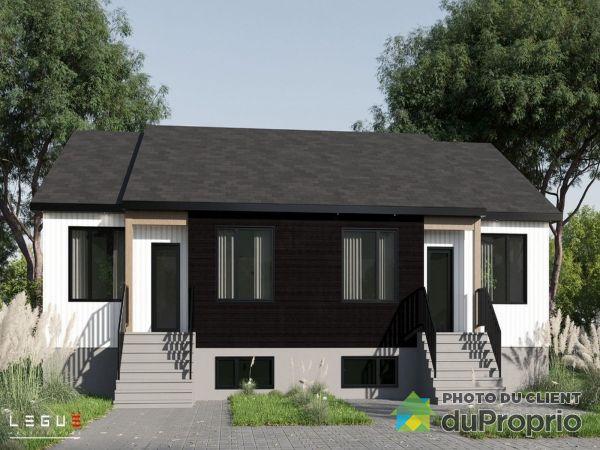 1087 rue Chalmers - Par Construction RPLH, Sherbrooke (Mont-Bellevue) for sale