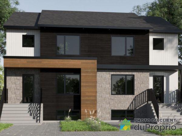 rue Bérubé - Par Construction RPLH, Sherbrooke (Rock Forest) à vendre