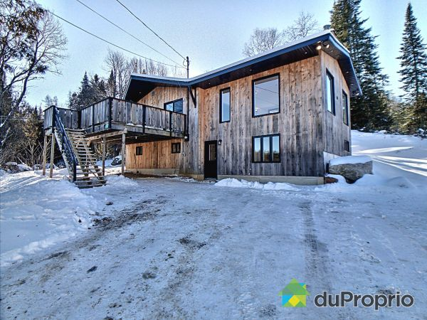 133 chemin Rustique, St-Adolphe-D'Howard for sale
