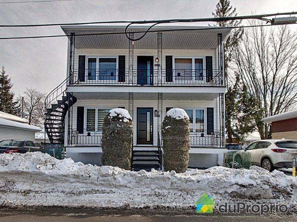 Winter Front - 224-226, 55e Rue Ouest, Charlesbourg for sale
