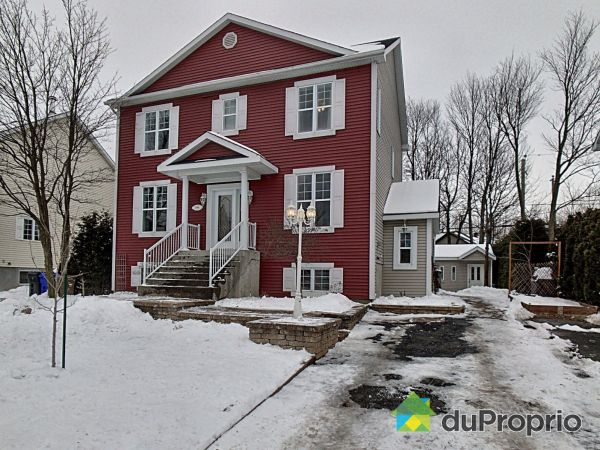Winter Front - 496 rue du Mimosa, St-Amable for sale