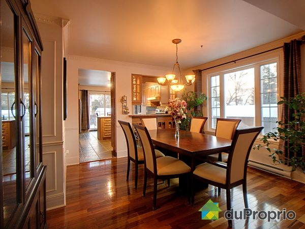 Dining Room - 126-128, 4e Boulevard, Terrasse-Vaudreuil for sale