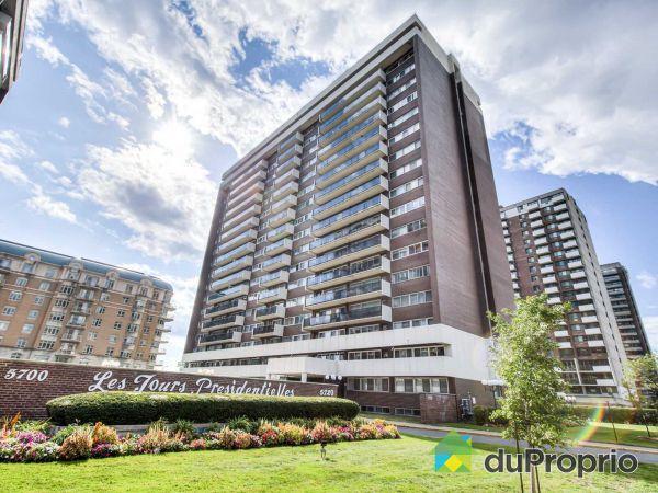 510-5720, boulevard Cavendish, Côte-St-Luc / Hampstead / Montréal-Ouest à vendre