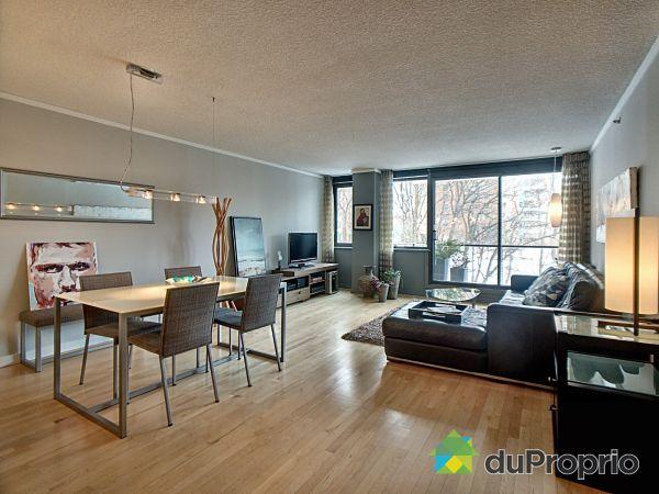 Open Concept - 606-5500 place de Jumonville, Rosemont / La Petite Patrie for sale