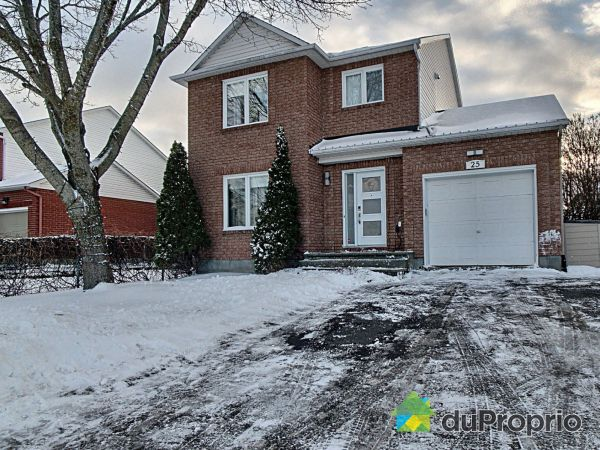 Winter Front - 25 rue du Cosmos, Gatineau (Hull) for sale