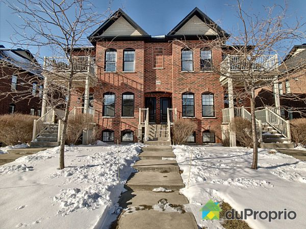 Winter Front - 3-4530 rue Lombardie, Brossard for sale