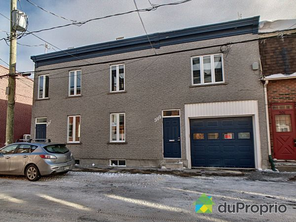 587-589, rue Raoul-Jobin, Saint-Sauveur for sale