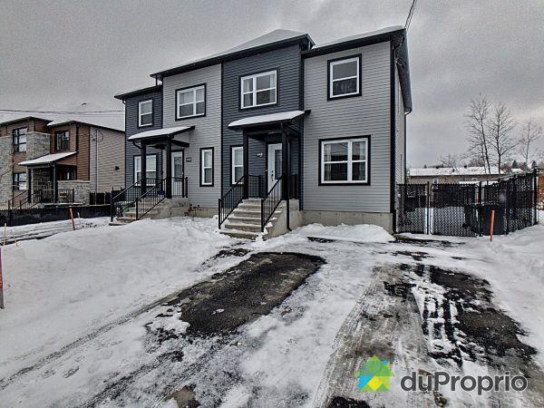 448 rue du Vaisseau-D'or, Sherbrooke (Mont-Bellevue) for sale