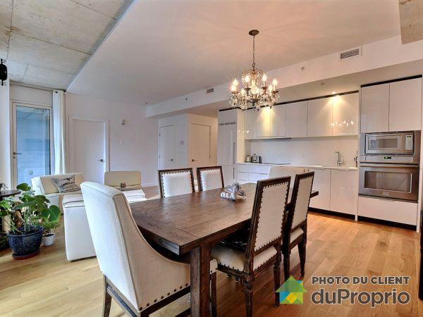 Eat-in Kitchen - 601-221 rue Saint-Jacques, Ville-Marie (Centre-Ville et Vieux Mtl) for sale