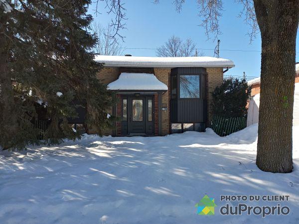 Winter Front - 12330 42e Avenue, Rivière des Prairies for sale