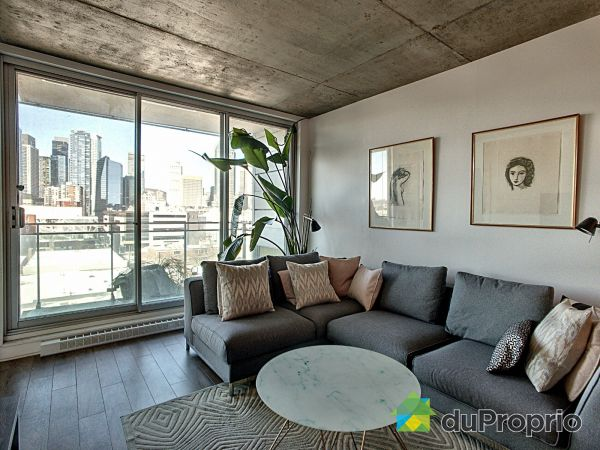 Living Room - 1014-190 rue Murray, Griffintown for sale