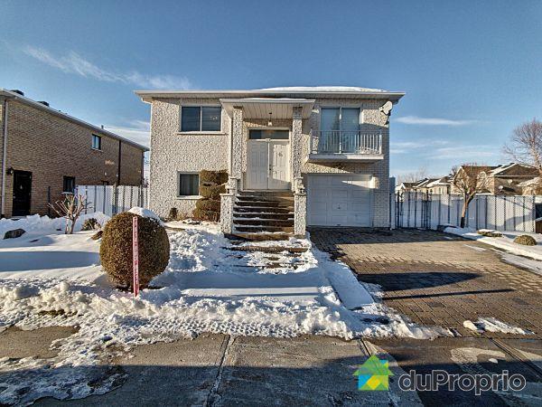 Winter Front - 12218 rue J.-A.-Rouleau, Rivière des Prairies for sale