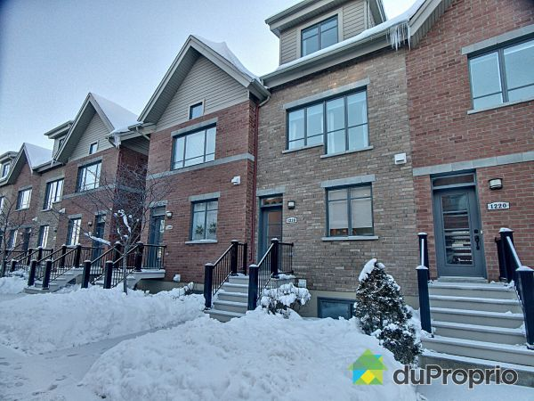 Winter Front - 1230 rue des Francs-Bourgeois, Boisbriand for sale
