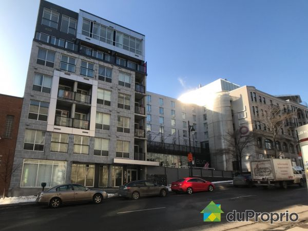 East Side - 508-2100 boulevard Saint-Laurent, Ville-Marie (Centre-Ville et Vieux Mtl) for sale