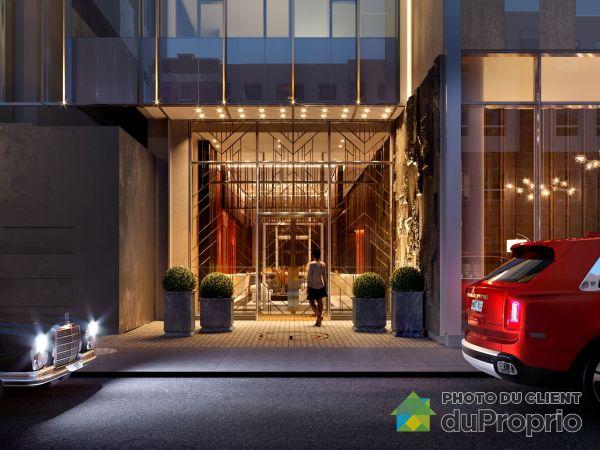 1200, rue Drummond - unité 1010 - Le Gatsby, Ville-Marie (Centre-Ville et Vieux Mtl) à vendre