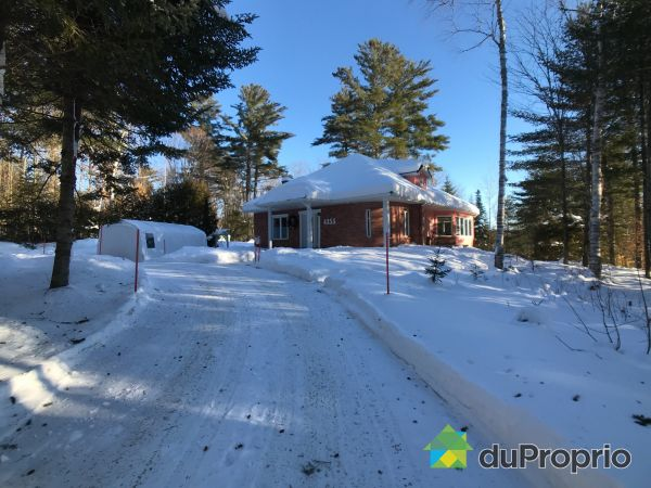 Winter Front - 4355 rue Lakeshore Drive, Rawdon for sale