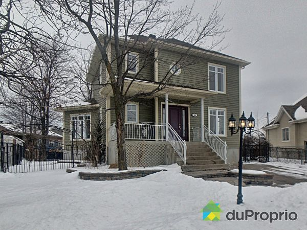Winter Front - 511 rue Monseigneur-Coderre, St-Amable for sale