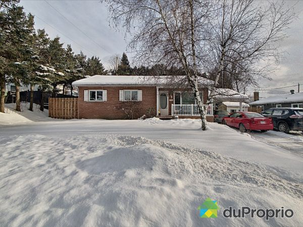 Property sold in Sherbrooke (Rock Forest)