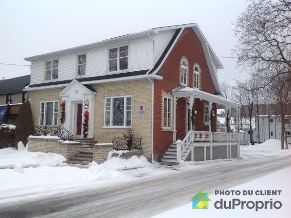 Winter Front - 152 rue Notre-Dame Sud, Ste-Marie for rent