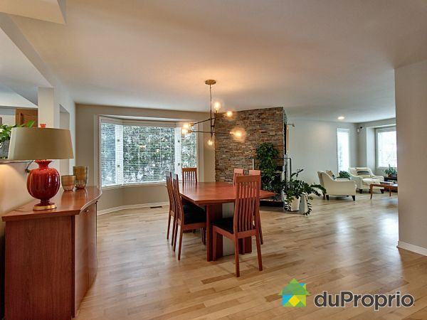 Living / Dining Room - 3340 place Bourassa, Brossard for sale